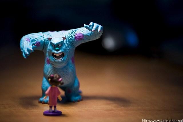 Pixar Toys